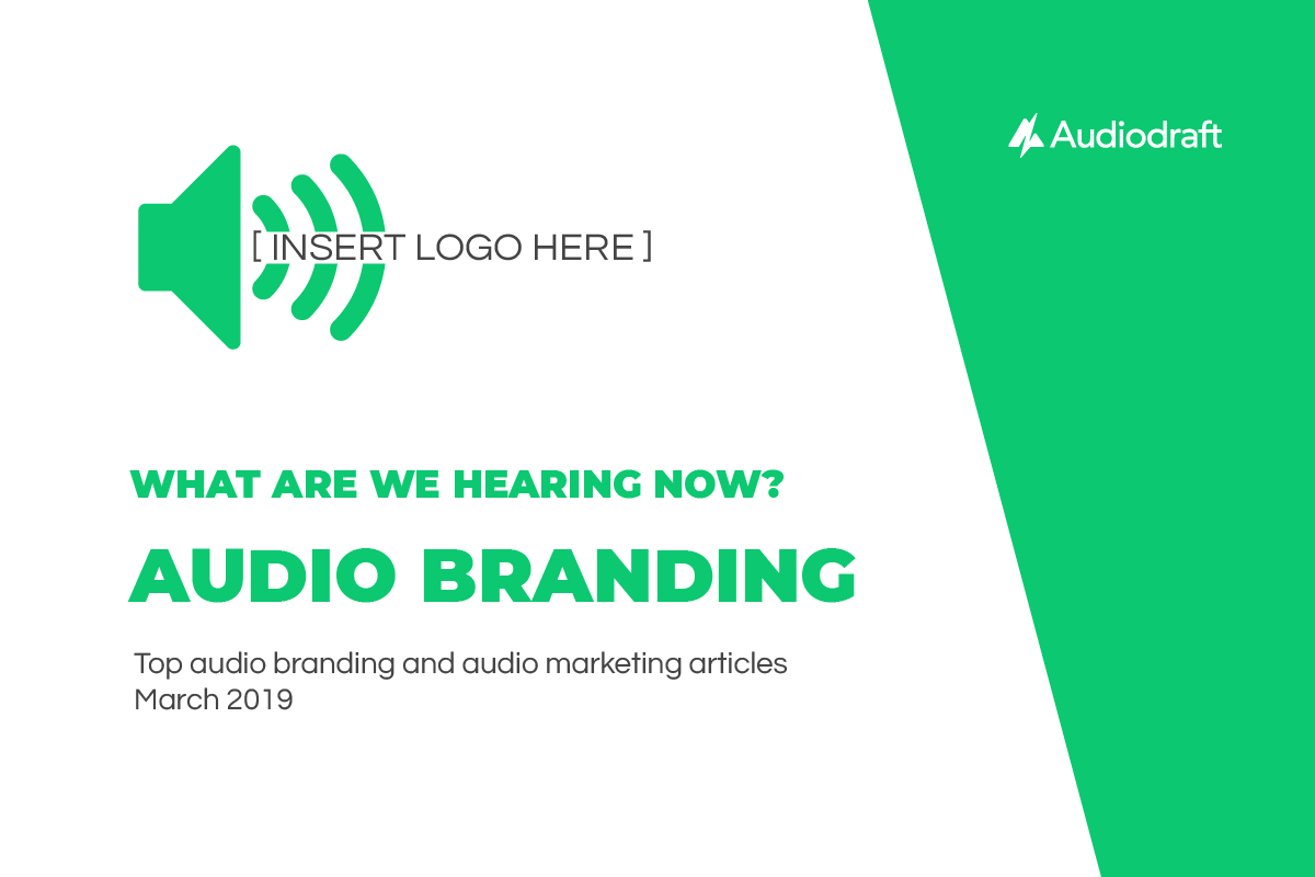 March top audio branding articles